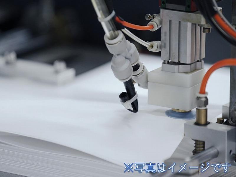 シールボンド塗布の自動化